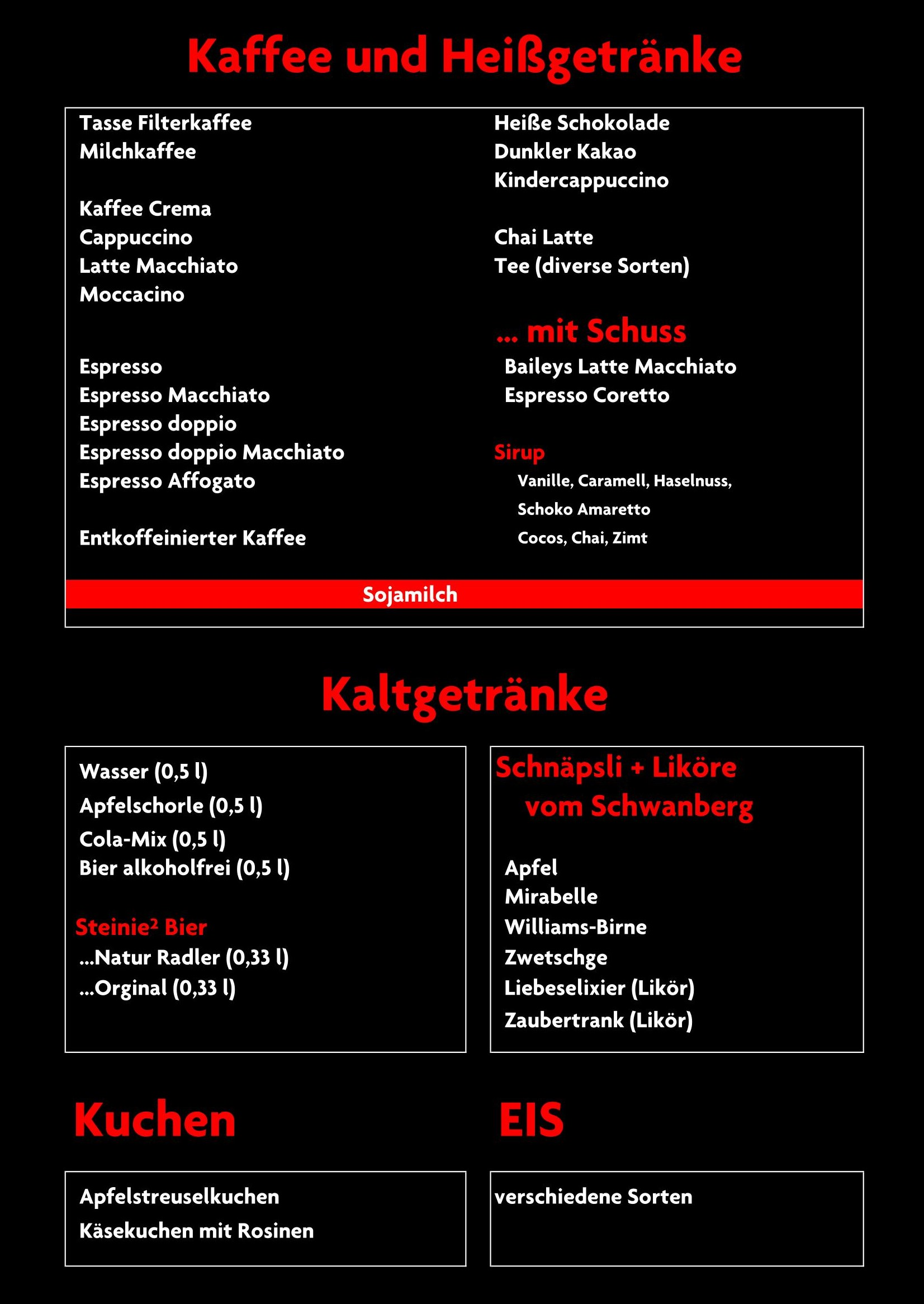 Getränkekarte - NEU Version I - Homepage (2)